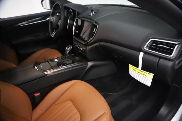 New 2021 Maserati Ghibli SQ4 for sale $85,804 at Maserati of Greenwich in Greenwich CT 06830 23