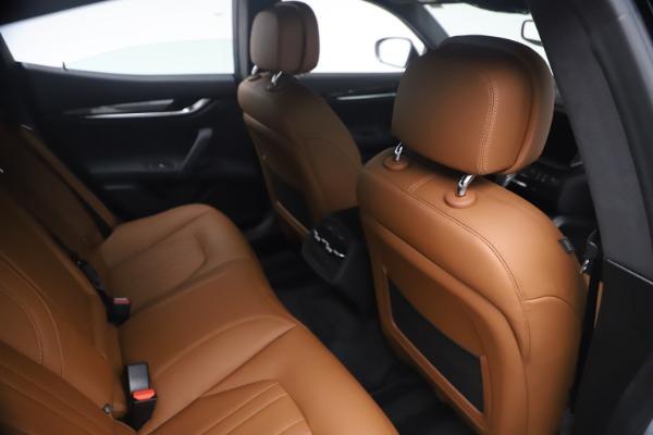 New 2021 Maserati Ghibli SQ4 for sale $85,804 at Maserati of Greenwich in Greenwich CT 06830 26