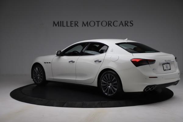 New 2021 Maserati Ghibli SQ4 for sale $85,804 at Maserati of Greenwich in Greenwich CT 06830 4