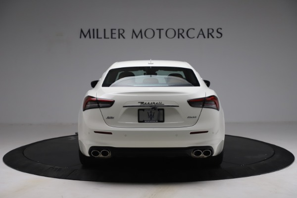 New 2021 Maserati Ghibli SQ4 for sale $85,804 at Maserati of Greenwich in Greenwich CT 06830 6