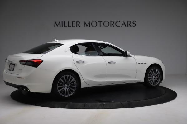 New 2021 Maserati Ghibli SQ4 for sale $85,804 at Maserati of Greenwich in Greenwich CT 06830 8