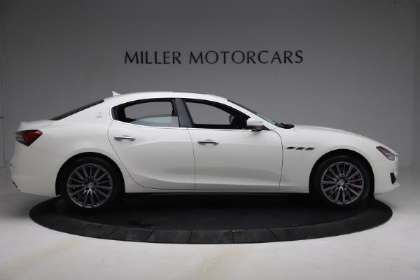 New 2021 Maserati Ghibli SQ4 for sale $85,804 at Maserati of Greenwich in Greenwich CT 06830 9