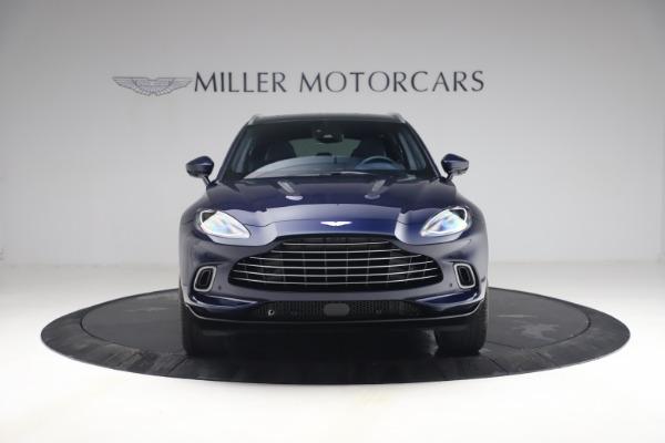 New 2021 Aston Martin DBX for sale $195,786 at Maserati of Greenwich in Greenwich CT 06830 11