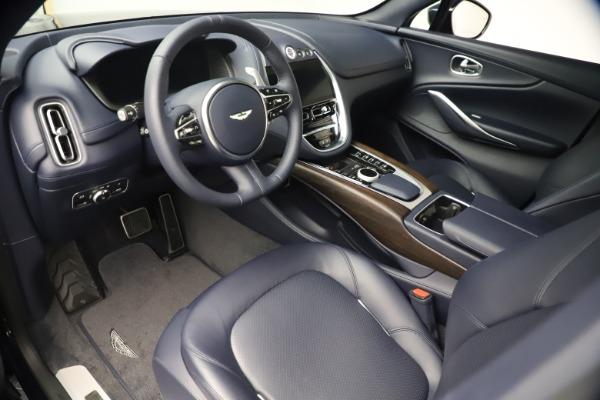 New 2021 Aston Martin DBX for sale $195,786 at Maserati of Greenwich in Greenwich CT 06830 13