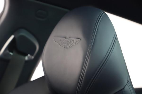 New 2021 Aston Martin DBX for sale $195,786 at Maserati of Greenwich in Greenwich CT 06830 16
