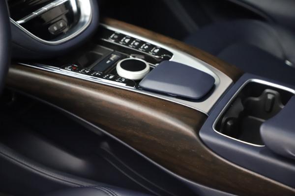 New 2021 Aston Martin DBX for sale $195,786 at Maserati of Greenwich in Greenwich CT 06830 17