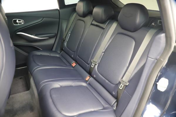 New 2021 Aston Martin DBX for sale $195,786 at Maserati of Greenwich in Greenwich CT 06830 19