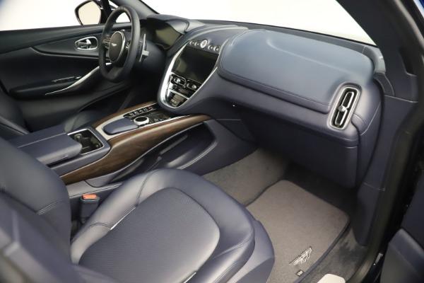 New 2021 Aston Martin DBX for sale $195,786 at Maserati of Greenwich in Greenwich CT 06830 20