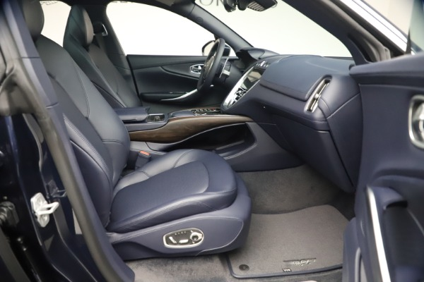 New 2021 Aston Martin DBX for sale $195,786 at Maserati of Greenwich in Greenwich CT 06830 21