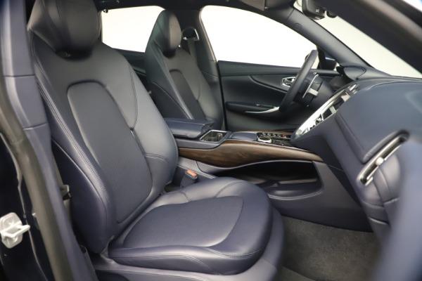 New 2021 Aston Martin DBX for sale $195,786 at Maserati of Greenwich in Greenwich CT 06830 22
