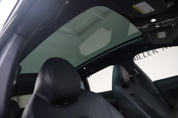 New 2021 Aston Martin DBX for sale $195,786 at Maserati of Greenwich in Greenwich CT 06830 23