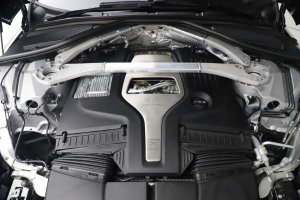 New 2021 Aston Martin DBX for sale $195,786 at Maserati of Greenwich in Greenwich CT 06830 25
