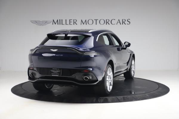 New 2021 Aston Martin DBX for sale $195,786 at Maserati of Greenwich in Greenwich CT 06830 6