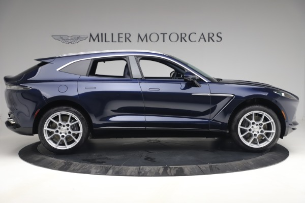 New 2021 Aston Martin DBX for sale $195,786 at Maserati of Greenwich in Greenwich CT 06830 8