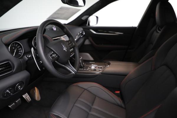 New 2021 Maserati Levante GTS for sale $138,385 at Maserati of Greenwich in Greenwich CT 06830 14