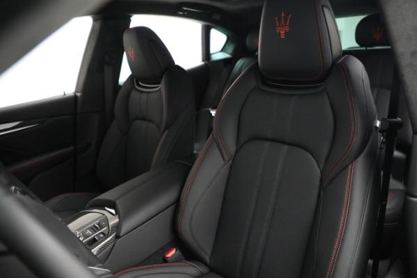 New 2021 Maserati Levante GTS for sale $138,385 at Maserati of Greenwich in Greenwich CT 06830 16