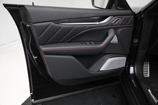 New 2021 Maserati Levante GTS for sale $138,385 at Maserati of Greenwich in Greenwich CT 06830 17