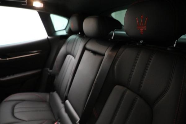 New 2021 Maserati Levante GTS for sale $138,385 at Maserati of Greenwich in Greenwich CT 06830 18