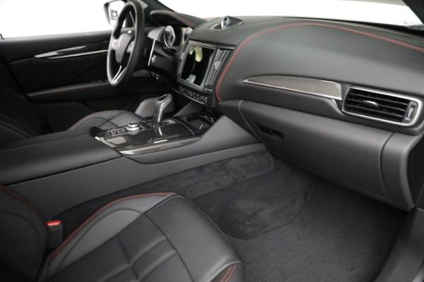New 2021 Maserati Levante GTS for sale $138,385 at Maserati of Greenwich in Greenwich CT 06830 20
