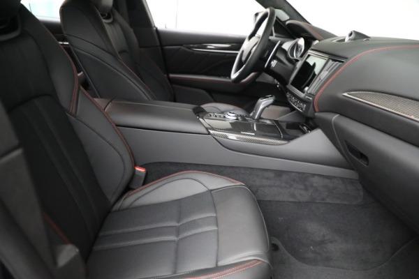 New 2021 Maserati Levante GTS for sale $138,385 at Maserati of Greenwich in Greenwich CT 06830 21