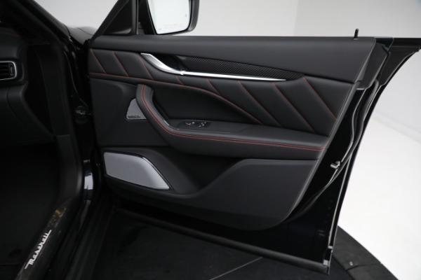 New 2021 Maserati Levante GTS for sale $138,385 at Maserati of Greenwich in Greenwich CT 06830 22