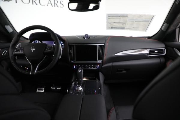 New 2021 Maserati Levante GTS for sale $138,385 at Maserati of Greenwich in Greenwich CT 06830 23