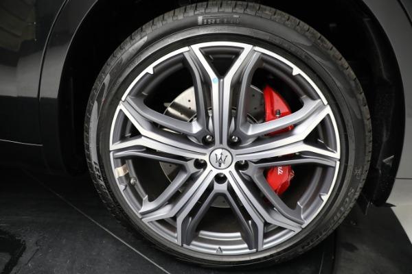 New 2021 Maserati Levante GTS for sale $138,385 at Maserati of Greenwich in Greenwich CT 06830 24