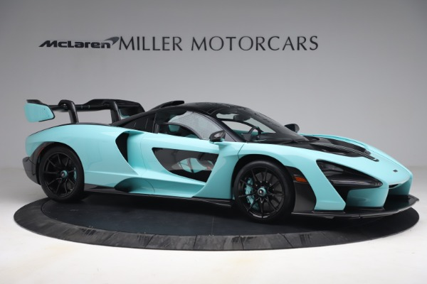 Used 2019 McLaren Senna for sale Sold at Maserati of Greenwich in Greenwich CT 06830 10