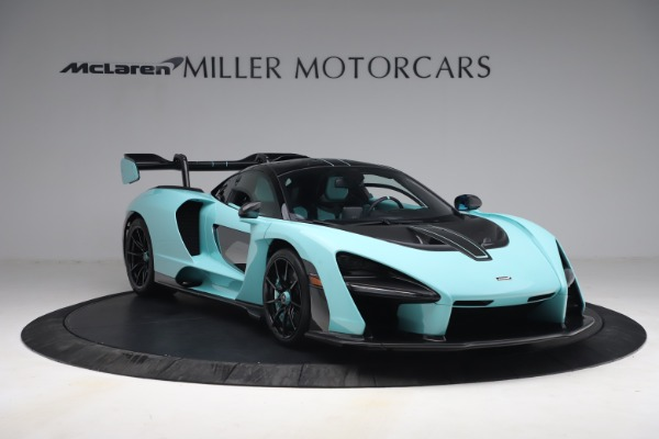 Used 2019 McLaren Senna for sale Sold at Maserati of Greenwich in Greenwich CT 06830 11