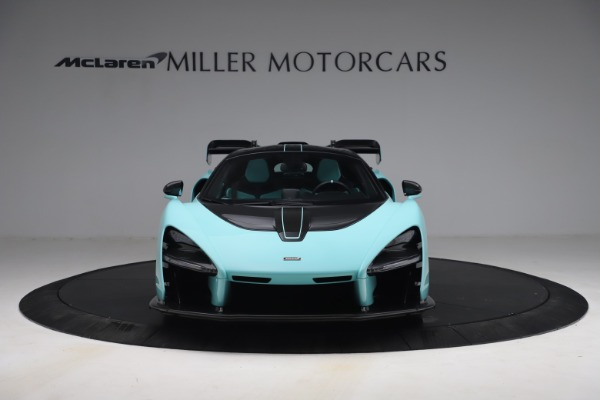 Used 2019 McLaren Senna for sale Sold at Maserati of Greenwich in Greenwich CT 06830 12