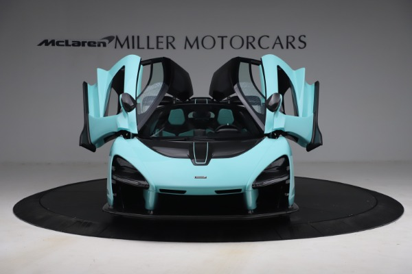 Used 2019 McLaren Senna for sale Sold at Maserati of Greenwich in Greenwich CT 06830 13