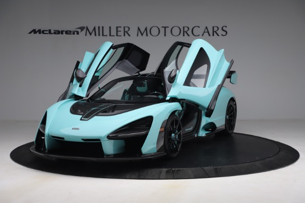 Used 2019 McLaren Senna for sale Sold at Maserati of Greenwich in Greenwich CT 06830 14