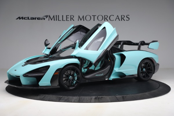 Used 2019 McLaren Senna for sale Sold at Maserati of Greenwich in Greenwich CT 06830 15
