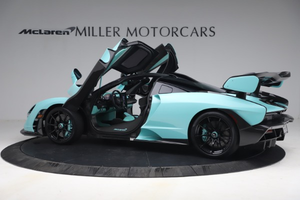 Used 2019 McLaren Senna for sale Sold at Maserati of Greenwich in Greenwich CT 06830 17