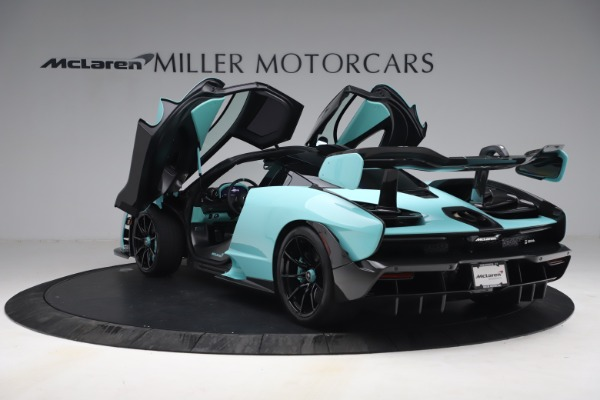Used 2019 McLaren Senna for sale Sold at Maserati of Greenwich in Greenwich CT 06830 18