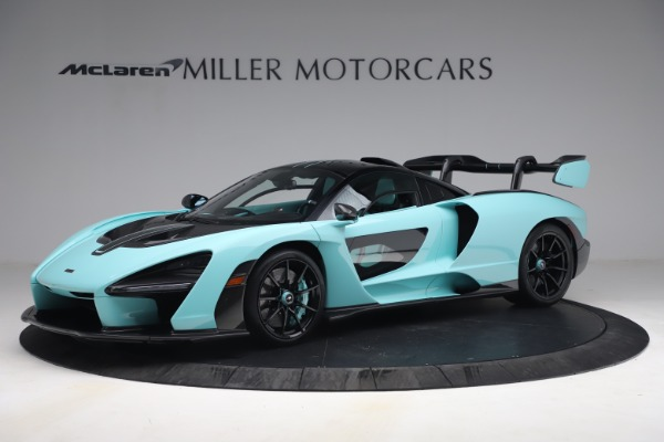 Used 2019 McLaren Senna for sale Sold at Maserati of Greenwich in Greenwich CT 06830 2