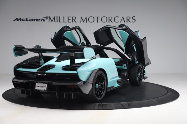 Used 2019 McLaren Senna for sale Sold at Maserati of Greenwich in Greenwich CT 06830 20