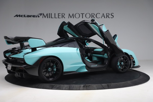 Used 2019 McLaren Senna for sale Sold at Maserati of Greenwich in Greenwich CT 06830 21