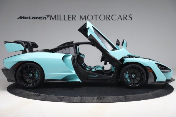 Used 2019 McLaren Senna for sale Sold at Maserati of Greenwich in Greenwich CT 06830 22