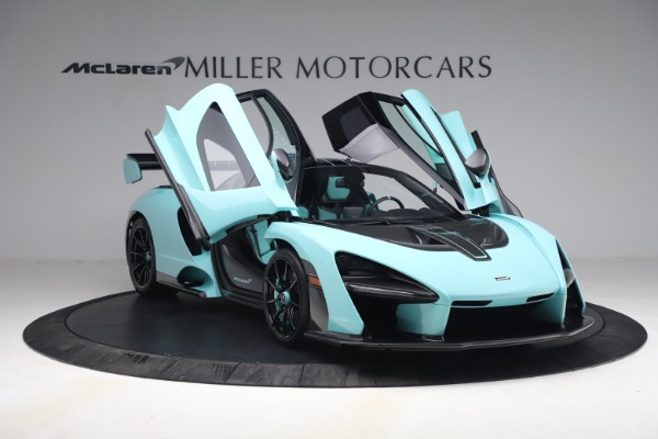 Used 2019 McLaren Senna for sale Sold at Maserati of Greenwich in Greenwich CT 06830 24