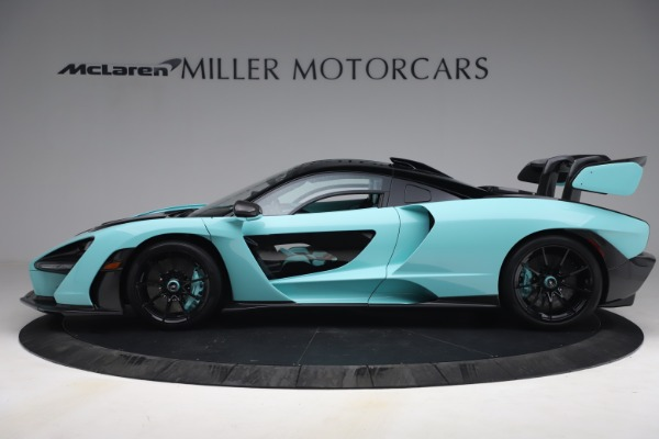 Used 2019 McLaren Senna for sale Sold at Maserati of Greenwich in Greenwich CT 06830 3