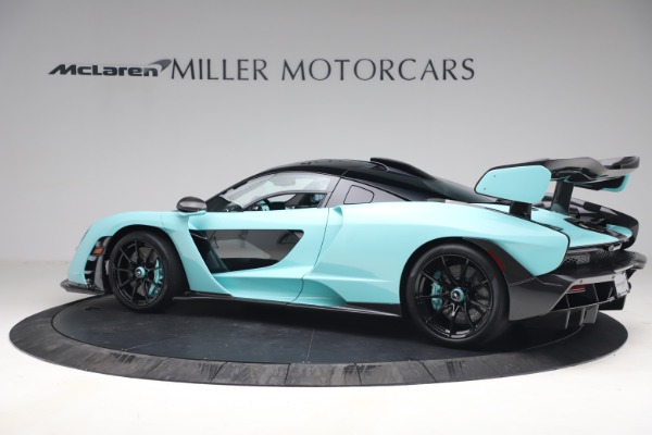 Used 2019 McLaren Senna for sale Sold at Maserati of Greenwich in Greenwich CT 06830 4
