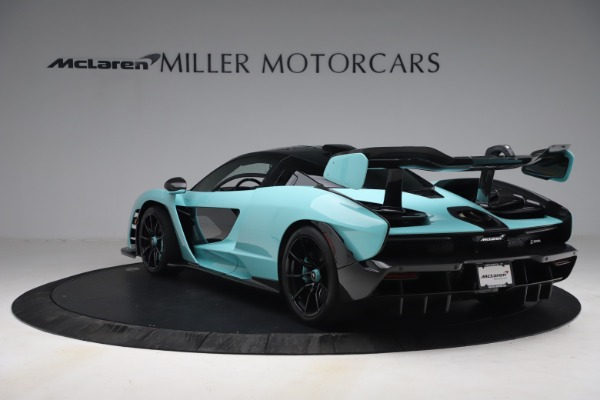 Used 2019 McLaren Senna for sale Sold at Maserati of Greenwich in Greenwich CT 06830 5