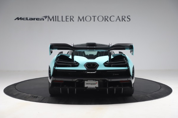Used 2019 McLaren Senna for sale Sold at Maserati of Greenwich in Greenwich CT 06830 6