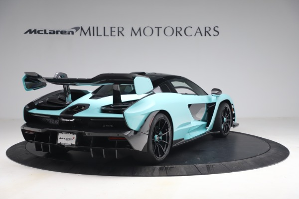 Used 2019 McLaren Senna for sale Sold at Maserati of Greenwich in Greenwich CT 06830 7