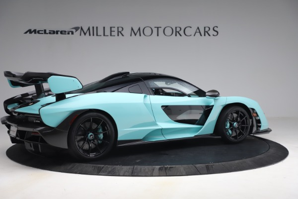 Used 2019 McLaren Senna for sale Sold at Maserati of Greenwich in Greenwich CT 06830 8