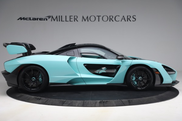 Used 2019 McLaren Senna for sale Sold at Maserati of Greenwich in Greenwich CT 06830 9