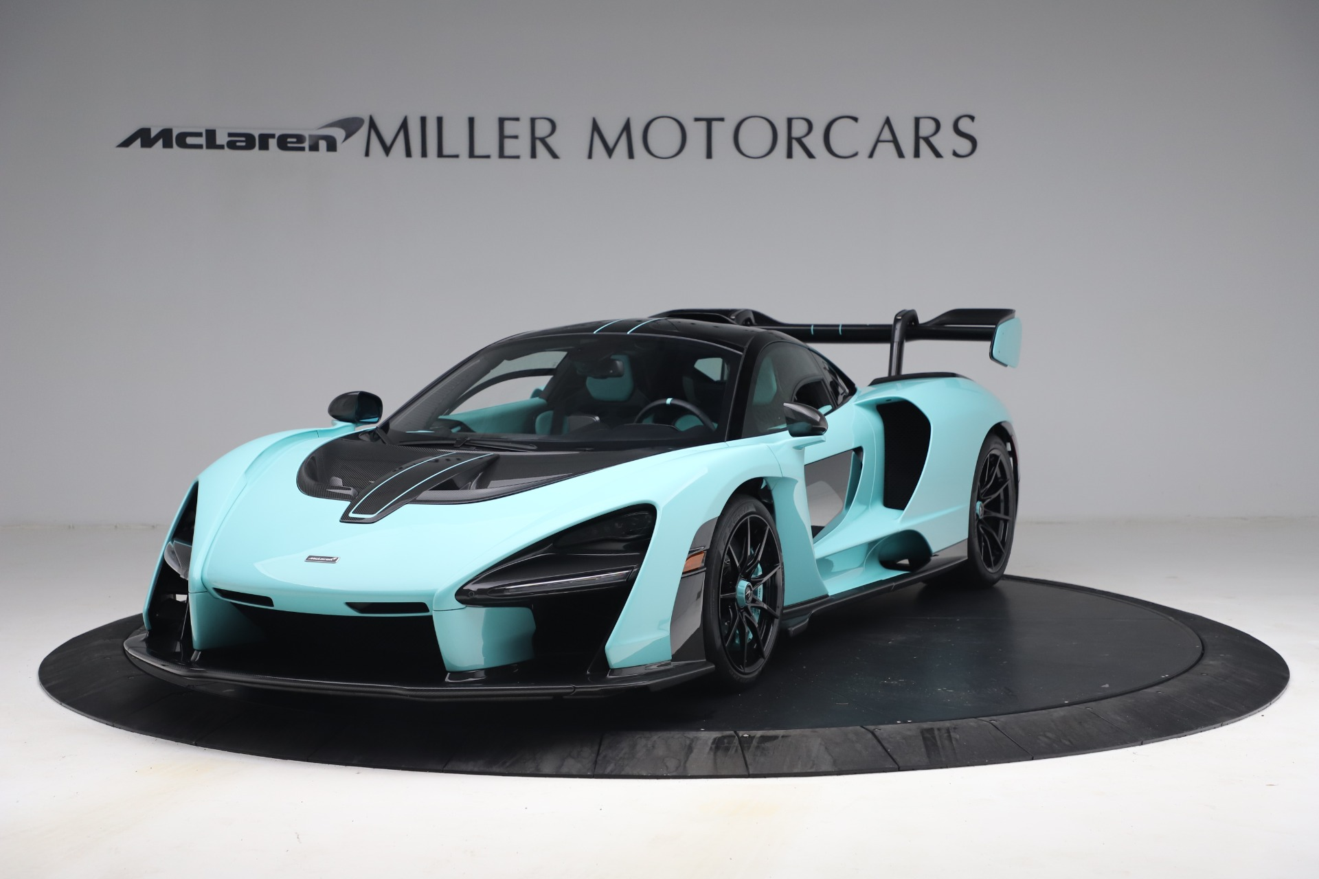 Used 2019 McLaren Senna for sale Sold at Maserati of Greenwich in Greenwich CT 06830 1