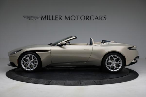 Used 2019 Aston Martin DB11 Volante for sale $209,900 at Maserati of Greenwich in Greenwich CT 06830 2