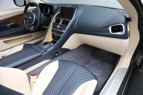 Used 2019 Aston Martin DB11 Volante for sale $209,900 at Maserati of Greenwich in Greenwich CT 06830 20